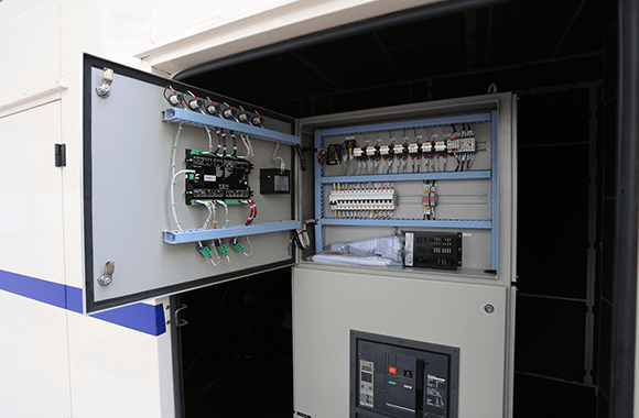 Standby Power Supply Systems (Generators/UPS)
